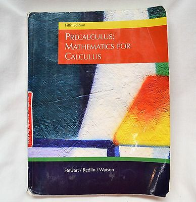 Study guide for stewartredlinwatsons precalculus mathematics for precalculusmathematics for calculus fifth edition stewartredlinwatson book fandeluxe Image collections