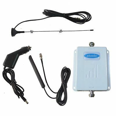 Car Vehicle Mobile AT&T 700MHz LTE Cell Phone Signal Booster Repeater Amplifier