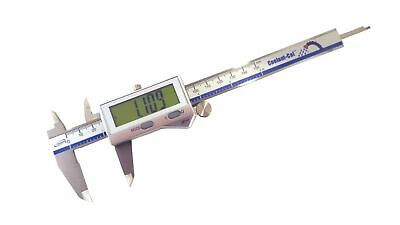 "iGaging IP67 Digital Calipers Coolant Proof Cal 6""/150 mm Stainless 100-800-06"