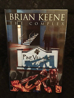 The Complex by Brian Keene  A Maelstrom 6 Book AUTOGRAPHED