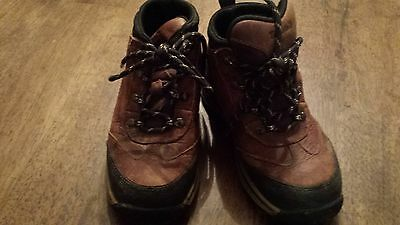 Timberland kids boys toddler chilren youth hiking boots shoes Sz 11