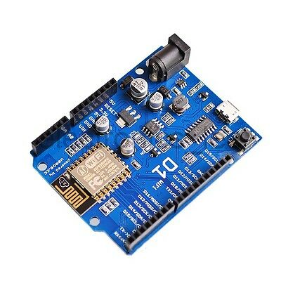 ESP8266 ESP-12E WIFI Wireless Dev Board for Arduino IDE UNO WeMos D1