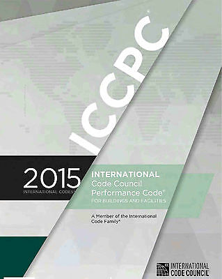 2015 International Code Council Performance Code (ICCPC) Plus Extra PDF's on CD