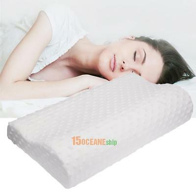 Pillow Protector Memory Foam Space Soft Pillow Cases Neck Cervical Healthcare