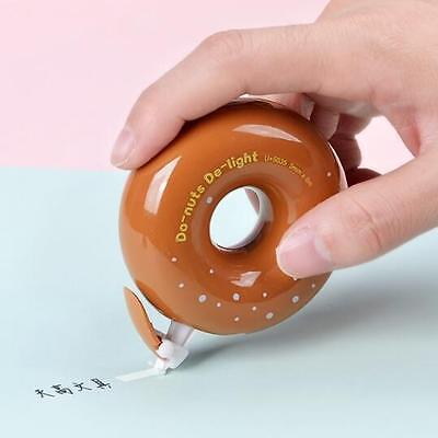8M Candy Donuts Correction Tape White Out Study Office School Stationery 1pc