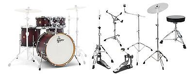Gretsch CM1-E825-SDCB Catalina Maple Shellset Cherry Schlagzeug Drum Hardware