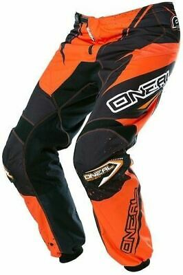 Oneal 2017 Element Racewear Pant Black/orange