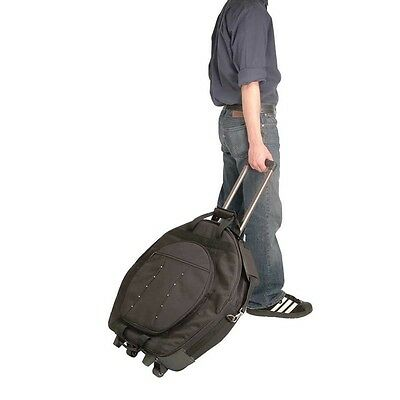On Stage Drumfire Cymbal Bag With Wheels & Handle Cbt4200d
