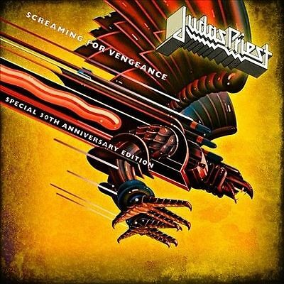 JUDAS PRIEST Screaming For Vengeance Special Edition CD/DVD NEW NTSC R0