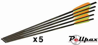 Armex 22inch Carbon Fibre Bolts - 5 Packs of 5 - Inc Free Delivery!