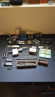 Vintage Machinist Tools Mixed Lot