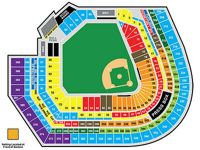 BALTIMORE ORIOLES - OPENING DAY v. Blue Jays  4/3/17  2 tix in CLUB BOX