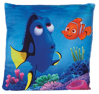 New Official Childrens Finding Nemo Cushion Pillow Dory Cushion