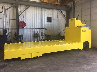 Transport Cart Truck Die Mover 150,000Lb Capacity
