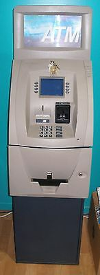 Triton ATM Machine, Model 9100, With Topper, Owner's Manual & Master Passwords