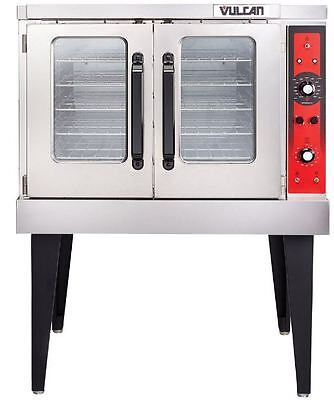 New Commercial Gas Convection Oven, Full Size, Single Deck, VULCAN VC4GD