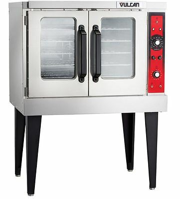 New Commercial Electric Convection Oven, Full Size, Single Deck VULCAN VC3ED