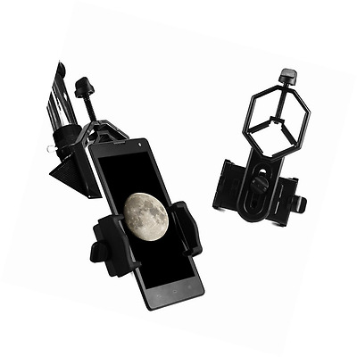 Eyeskey Universal Cell Phone Adapter Mount - Compatible with Binocular Monocular