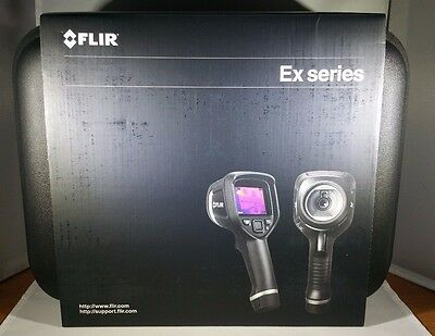 Flir E4 Upgraded - E8+ Menu 320 x 240 Resolution MSX Infrared Thermal Camera