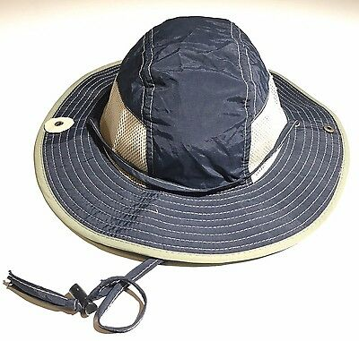 627709178cdbc MAGELLAN OUTDOORS BLUE Mesh Men s Floatable Boonie Trail Hat -  6.95 ...