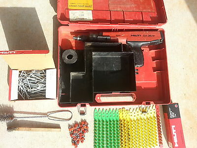 Hilti DX36 Powder Actuated Tool
