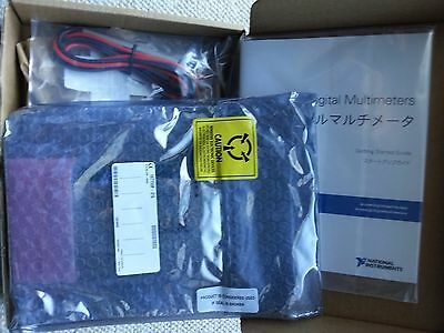 National Instruments NI PXI  4065 Low-Cost 6½-Digit PXI DMM ,Digital multimeters