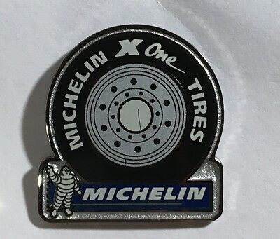 MICHELIN X-1 Tires Advertising Pin -