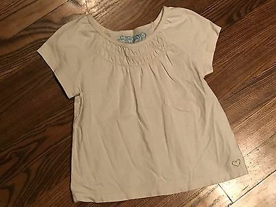 The Children's Place Girls Sz 3t Ivory Swing Top