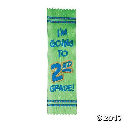 IN-13641811 I'm Going to 2nd Grade Graduate Ribbons
