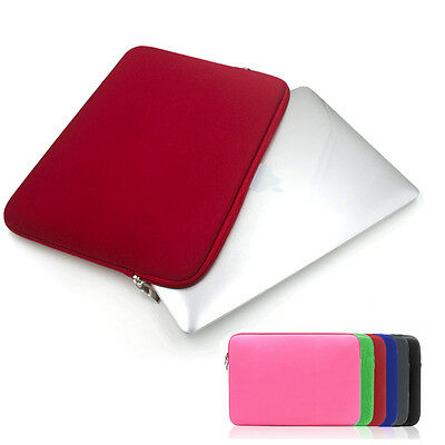 "Laptop Sleeve Case Cover custodia sacchetto per Apple Macbook Pro Air ""13"" 15 """