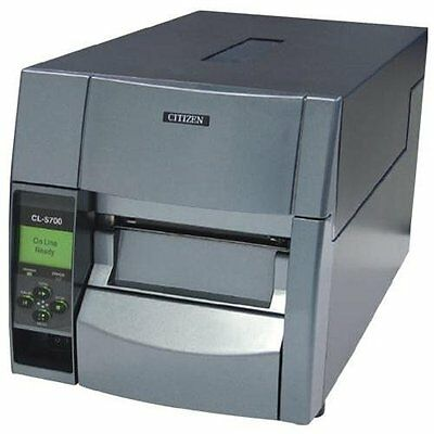 Citizen CL-S700 Thermal Transfer BarCode and Label Printer