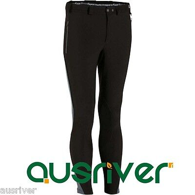 High Elasticity Horse Riding Pant Seamless Breeches Jodhpurs Equestrian Clothing