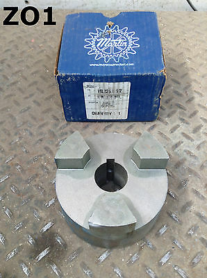 "Martin ML225 1-1/2"" Steel Jaw Coupling -NIB"