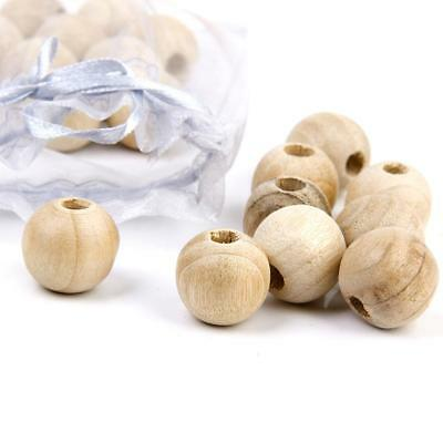 1Pack(20Pcs) Wood Moth Balls Camphor Bug Repellent Wardrobes Cloth Drawers