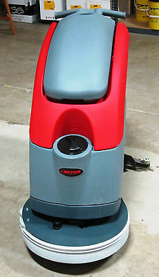 "20"" Battery Auto Floor Scrubber-Almost New"