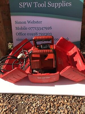 Hilti Wall Chaser DC-SE20 Lot 2
