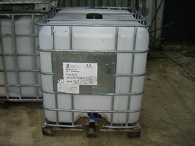 Ibc Liquid Storage Containers 1000 Litre