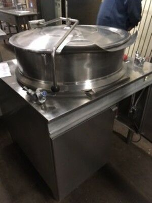 Cleveland Kettle  - Ready To Go - Just Hook Up To Direct Steam!