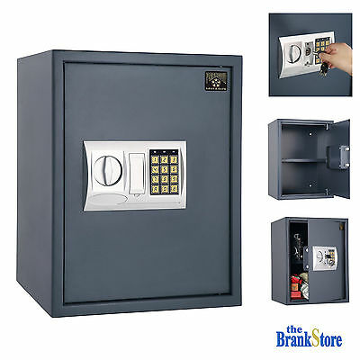Electronic Safe Lock Digital Security Box Home Office Jewelry Cash Gun Storage