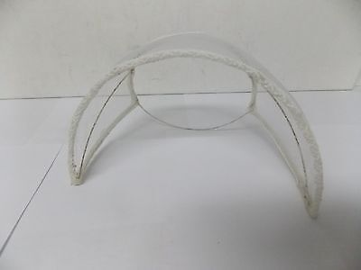 Metal & Netting Hat / Bonnet Frame Mold  for Sewing Bonnets or Hats