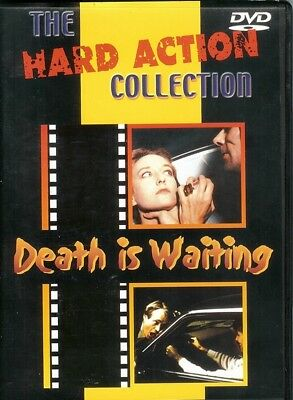 Death is Waiting DVD Hard Action Collection R0/All Cult Thriller Revenge EF