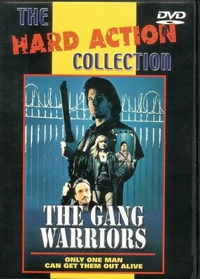 The Gang Warriors DVD Hard Action Collection R0/All Science Fiction, Sci-Fi WF