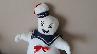 2011 Stay Puft Ghostbusters Columbia Pictures Marshmallow Man Doll