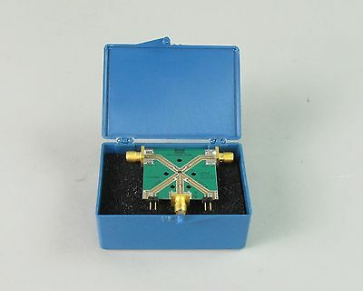 NEC Evaluation Fixture SPDT Switch 0.5 - 2.5 GHz - California Eastern Labs -