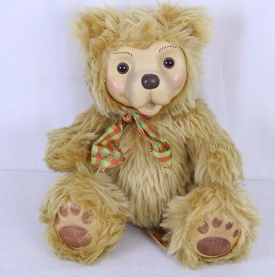 Robert Raikes Gold Fully Jointed Mohair ILIA Bear  249/250