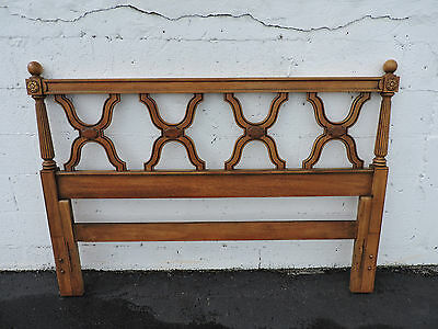 Mid-Century Modern Queen-Size / Full-Size Headboard by Thomasville 7057
