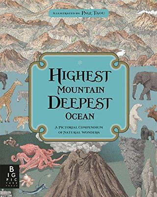Highest Mountain, Deepest Ocean by Baker, Kate | Hardcover Book | 9781783704842