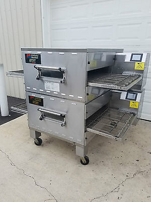 "Middleby Marshal Wow! Ps640G Direct Gas Fired Conveyor Oven ***32"" Belt Width***"