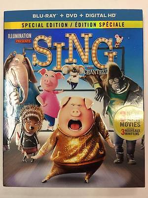 bluray sing (bluray/dvd/digital hd) ***BRAND NEW FACTORY SEALED***
