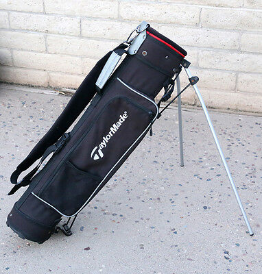 Taylormade Kids Youth Junior Golf Stand Bag Carry